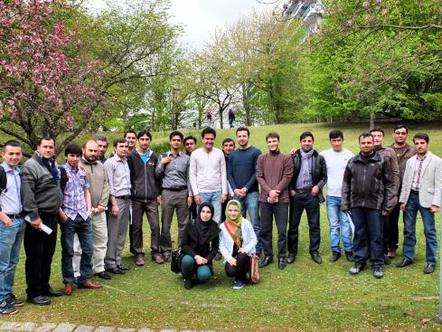 2014-08 New Group From Afghanistan