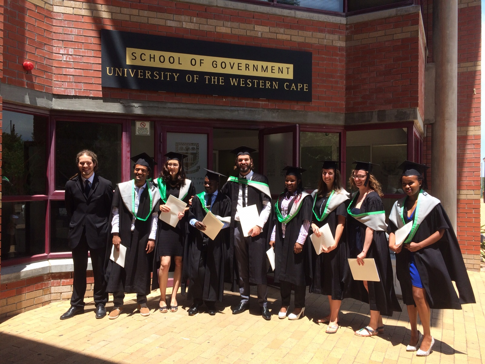 Cape Town Students 2