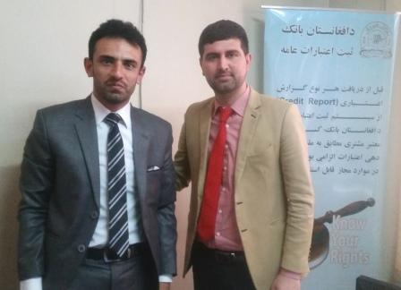 Afghanistan Bakhter Bank Credit Manager